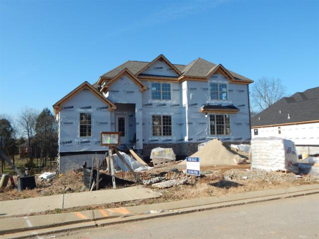 1019 Del Ray Trl Lot 14, Hendersonville, TN 37066 (MLS #1849208) :: Berkshire Hathaway HomeServices Woodmont Realty