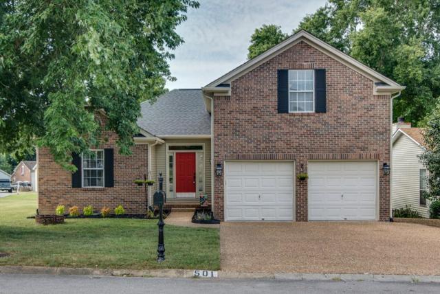501 Granwood Blvd, Old Hickory, TN 37138 (MLS #1849626) :: Keller Williams Realty