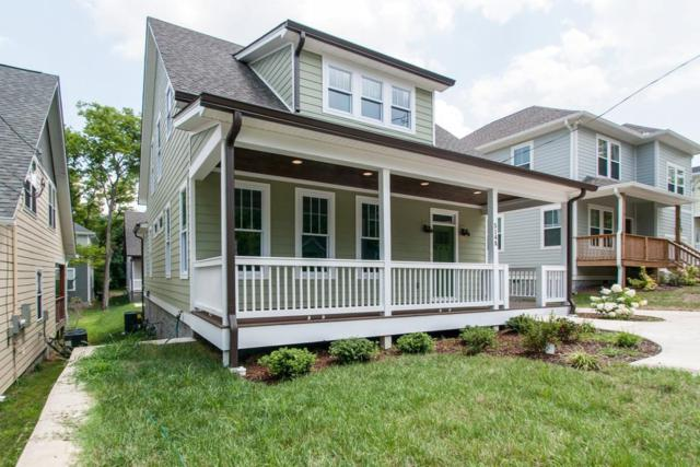 514 Eastboro, Nashville, TN 37209 (MLS #1850004) :: The Milam Group at Fridrich & Clark Realty