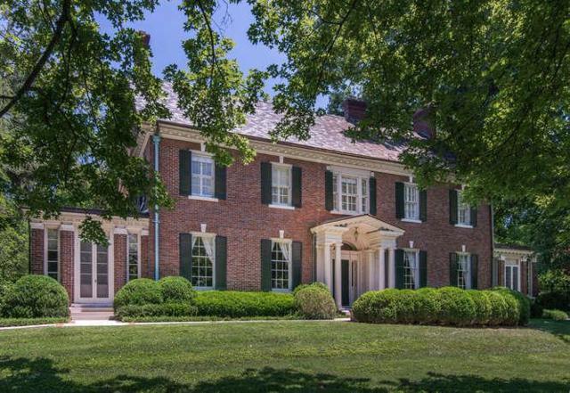 405 Jackson Blvd, Nashville, TN 37205 (MLS #1850355) :: The Milam Group at Fridrich & Clark Realty