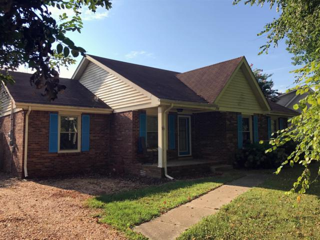 3391 Chaney Ln, Clarksville, TN 37042 (MLS #1850997) :: CityLiving Group