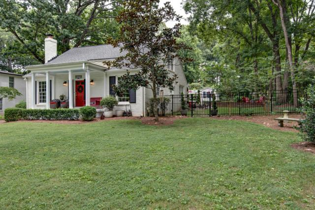 510 Lynnwood Blvd, Nashville, TN 37205 (MLS #1851355) :: Berkshire Hathaway HomeServices Woodmont Realty