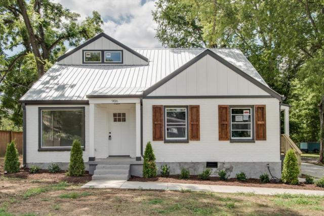 906 Oak St, Nashville, TN 37216 (MLS #1851536) :: The Kelton Group