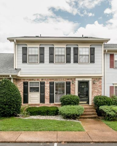 631 Brentwood Pt #631, Brentwood, TN 37027 (MLS #1851644) :: NashvilleOnTheMove | Benchmark Realty