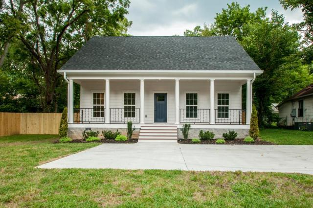 2418 N 16Th St, Nashville, TN 37206 (MLS #1851778) :: The Milam Group at Fridrich & Clark Realty
