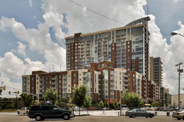 600 12th Ave. South Apt. 2210 #2210, Nashville, TN 37203 (MLS #1851955) :: The Milam Group at Fridrich & Clark Realty