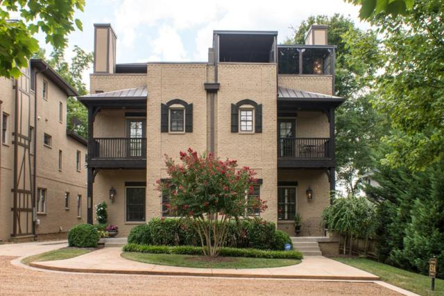 1513 B Gale Ln, Nashville, TN 37212 (MLS #1852235) :: The Milam Group at Fridrich & Clark Realty