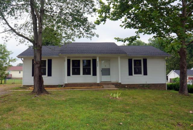 552 Jacquie Dr, Clarksville, TN 37042 (MLS #1852799) :: Berkshire Hathaway HomeServices Woodmont Realty