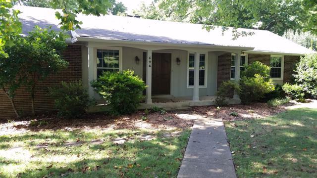 526 Woodhurst Drive, Nashville, TN 37220 (MLS #1853012) :: The Kelton Group