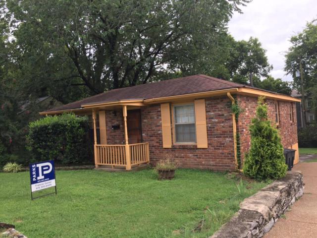 411 Acklen Park Dr, Nashville, TN 37205 (MLS #1853060) :: The Milam Group at Fridrich & Clark Realty