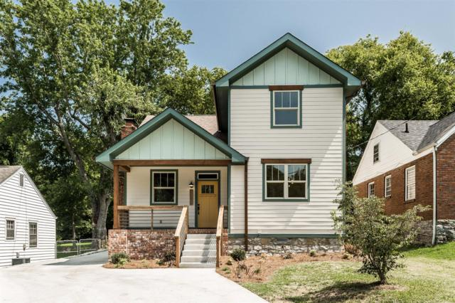 1241 Mcalpine Ave, Nashville, TN 37216 (MLS #1853735) :: The Milam Group at Fridrich & Clark Realty