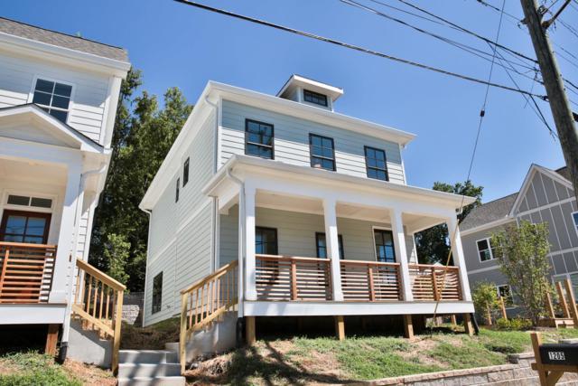 1205 Davidson St, Nashville, TN 37206 (MLS #1854044) :: The Milam Group at Fridrich & Clark Realty