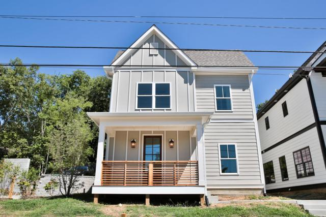 1207 Davidson St, Nashville, TN 37206 (MLS #1854048) :: The Milam Group at Fridrich & Clark Realty