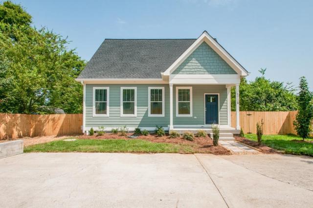 6012 B Deal Avenue, Nashville, TN 37209 (MLS #1854069) :: Felts Partners