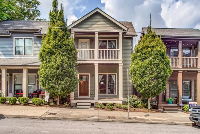 1417 4Th Ave N, Nashville, TN 37208 (MLS #1854209) :: NashvilleOnTheMove | Benchmark Realty