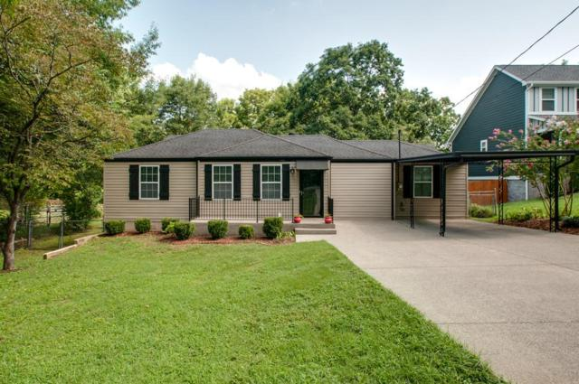 3812 Inglewood Cir S, Nashville, TN 37216 (MLS #1854378) :: The Milam Group at Fridrich & Clark Realty
