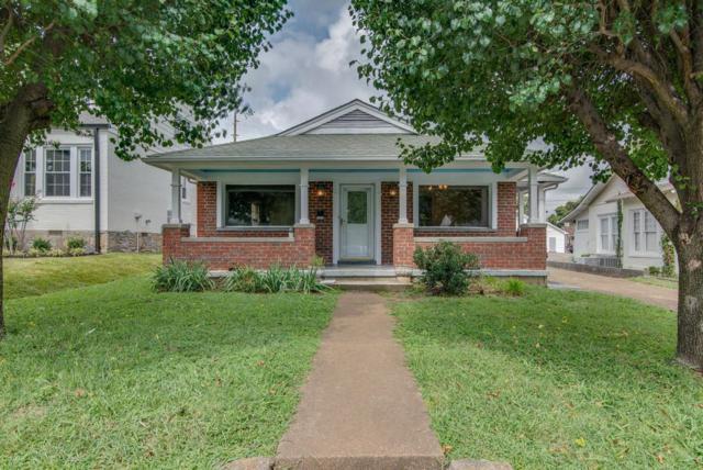 1217 Villa Place, Nashville, TN 37212 (MLS #1854649) :: DeSelms Real Estate