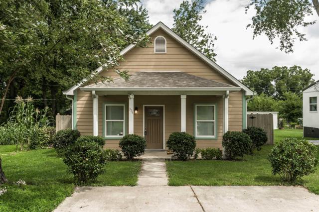 316 Valeria St, Nashville, TN 37210 (MLS #1855261) :: The Kelton Group