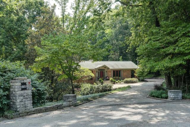 158 Lelawood Cir, Nashville, TN 37209 (MLS #1855302) :: The Milam Group at Fridrich & Clark Realty
