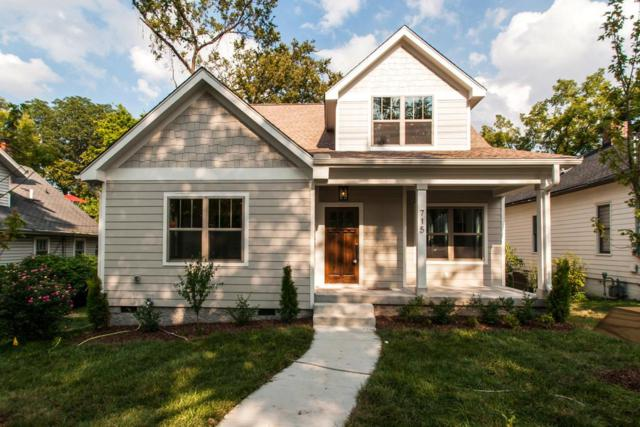 715 S 12Th St, Nashville, TN 37206 (MLS #1855349) :: The Kelton Group