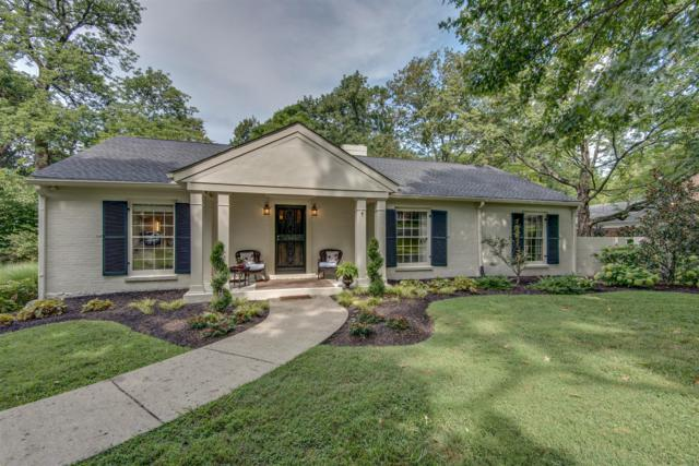 4315 Estes Road, Nashville, TN 37215 (MLS #1855377) :: The Milam Group at Fridrich & Clark Realty