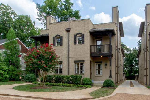 1511 B Gale Ln, Nashville, TN 37212 (MLS #1855384) :: NashvilleOnTheMove | Benchmark Realty