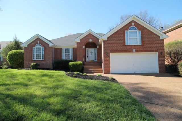 2300 Winder Cir, Franklin, TN 37064 (MLS #1855442) :: The Milam Group at Fridrich & Clark Realty