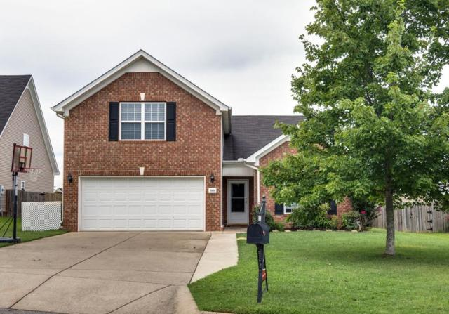 1009 Longhunter Chase Dr, Spring Hill, TN 37174 (MLS #1855489) :: The Milam Group at Fridrich & Clark Realty