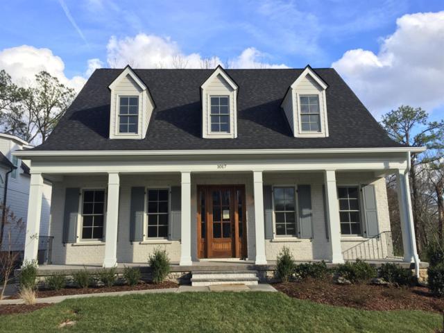 1017 Benelli Park Ct, Franklin, TN 37064 (MLS #1855612) :: NashvilleOnTheMove | Benchmark Realty