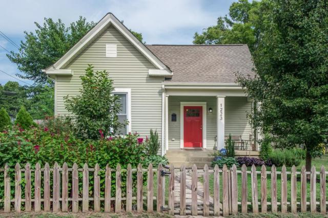 1223 Stainback Ave, Nashville, TN 37207 (MLS #1855625) :: NashvilleOnTheMove   Benchmark Realty