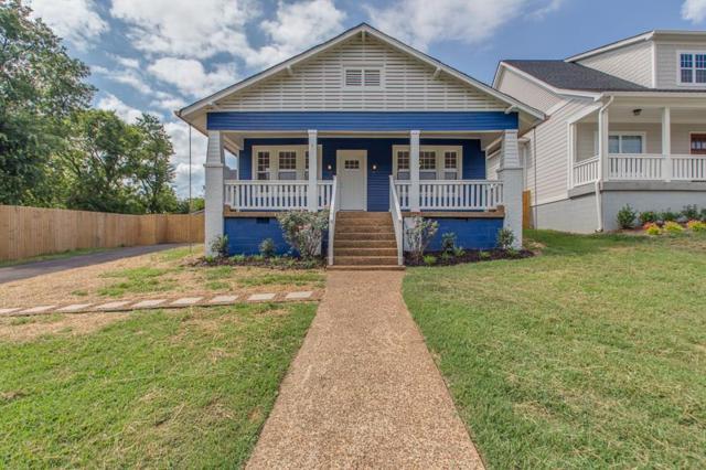 409 A Mciver St, Nashville, TN 37211 (MLS #1855706) :: NashvilleOnTheMove | Benchmark Realty