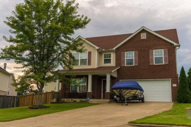 2011 Thorntree Court, Mount Juliet, TN 37122 (MLS #1855969) :: Berkshire Hathaway HomeServices Woodmont Realty