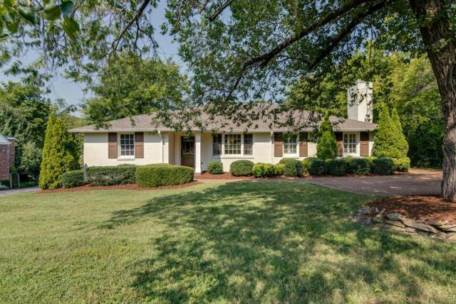 4403 Hunt Pl, Nashville, TN 37215 (MLS #1856000) :: The Kelton Group