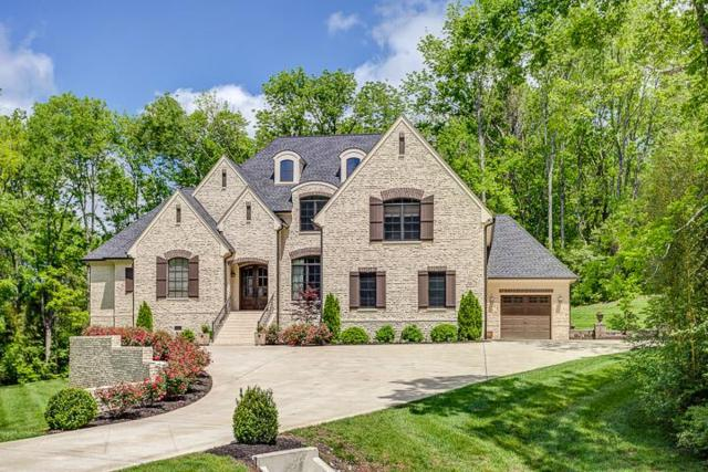 925 Dorset Dr, Brentwood, TN 37027 (MLS #1856217) :: Berkshire Hathaway HomeServices Woodmont Realty