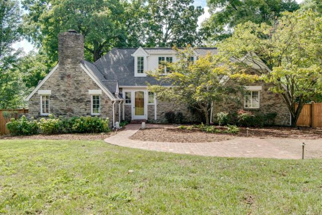 3605 Hoods Hill Rd, Nashville, TN 37215 (MLS #1856379) :: Felts Partners