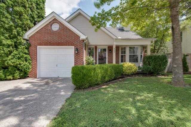 402 Newbary Ct, Franklin, TN 37069 (MLS #1856396) :: FYKES Realty Group