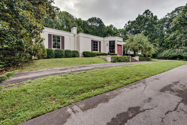 1118 Crater Hill, Nashville, TN 37215 (MLS #1856486) :: The Kelton Group