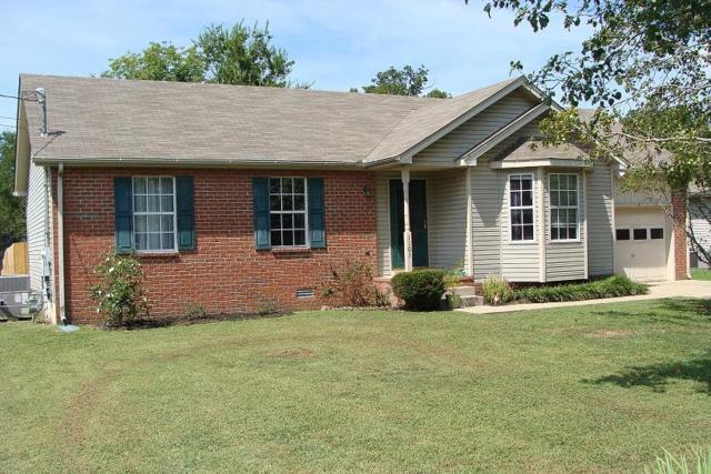 1103 Forestwood Ct, Smyrna, TN 37167 (MLS #1856556) :: EXIT Realty Bob Lamb & Associates