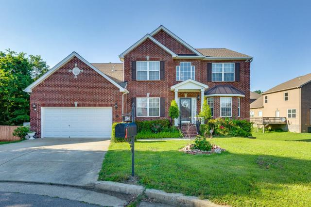2504 Burnt Pine Ct, Antioch, TN 37013 (MLS #1856579) :: EXIT Realty Bob Lamb & Associates
