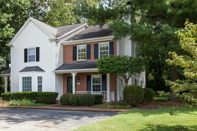 510 Clearbrook Ct, Franklin, TN 37064 (MLS #1856653) :: The Kelton Group