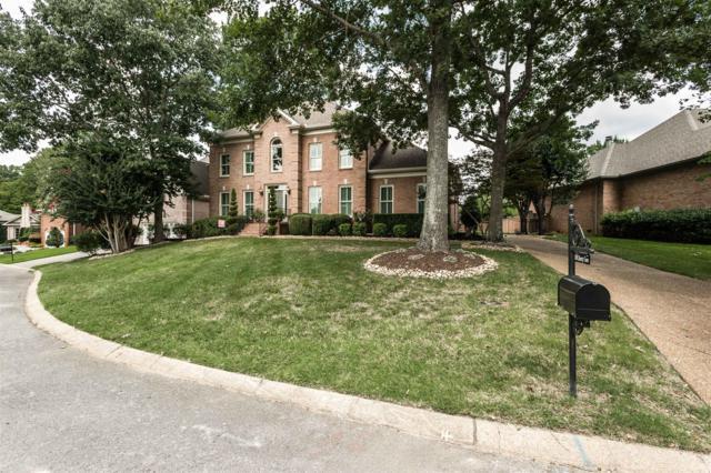 100 Liberty Cv, Hendersonville, TN 37075 (MLS #1857203) :: DeSelms Real Estate