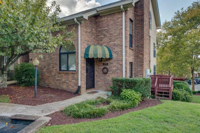 279 Glenstone Cir, Brentwood, TN 37027 (MLS #1857272) :: EXIT Realty Bob Lamb & Associates