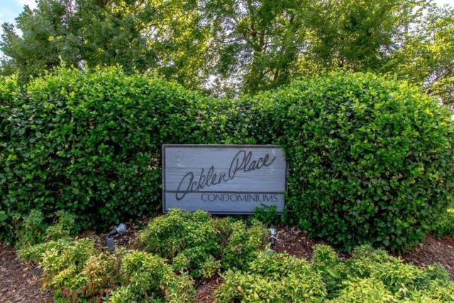 201 Acklen Park Dr., Apt. 29 #29, Nashville, TN 37203 (MLS #1857282) :: DeSelms Real Estate