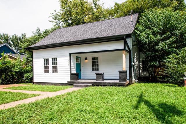 1608 17Th Ave N, Nashville, TN 37208 (MLS #1857326) :: DeSelms Real Estate