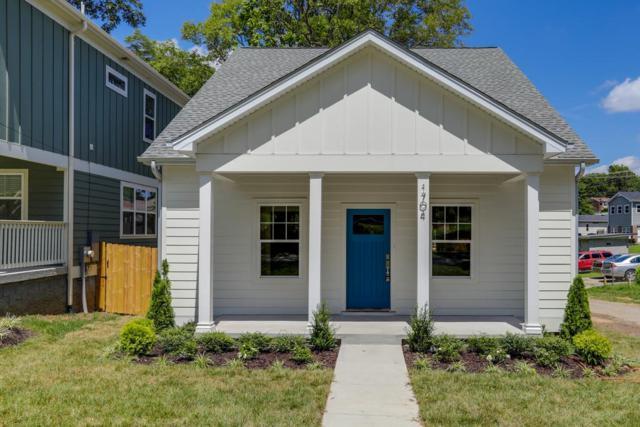 1704 Nubell St, Nashville, TN 37208 (MLS #1857399) :: DeSelms Real Estate