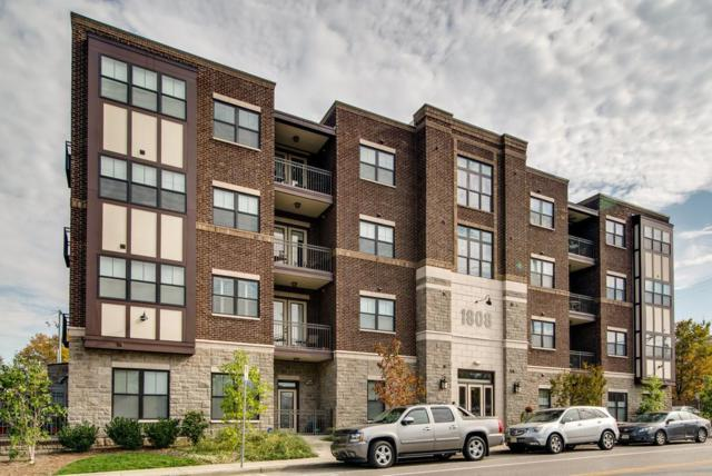1808 S 24th Ave South #202 #202, Nashville, TN 37212 (MLS #1858213) :: The Milam Group at Fridrich & Clark Realty