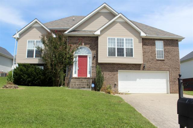 1185 Stillwood Dr, Clarksville, TN 37042 (MLS #1858281) :: Berkshire Hathaway HomeServices Woodmont Realty