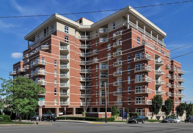 110 31St Ave N Apt 202 #202, Nashville, TN 37203 (MLS #1858465) :: The Milam Group at Fridrich & Clark Realty