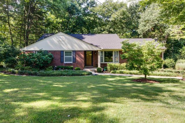707 Starlit Rd, Nashville, TN 37205 (MLS #1860789) :: KW Armstrong Real Estate Group
