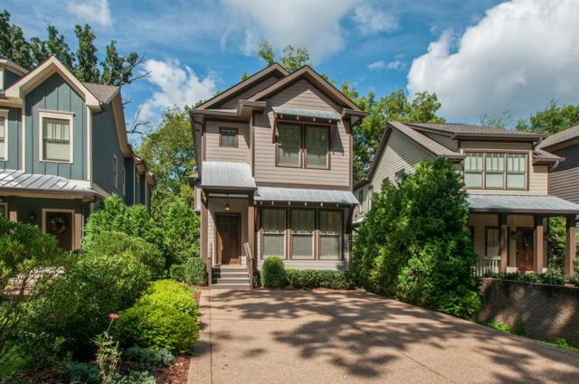 3429 A 33rd Avenue South, Nashville, TN 37212 (MLS #1861331) :: Ashley Claire Real Estate - Benchmark Realty
